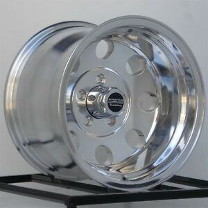 15 Inch Wheels Rims American Racing Baja Polished Baja Ar172 5x4 5 Lug 15x10 4