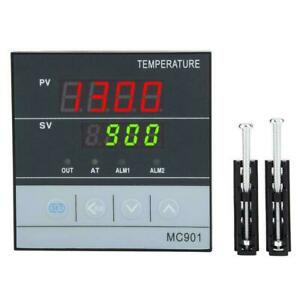 Mc901 Pid Controlling Temperature Controller Relay ssr Output Thermoregulator