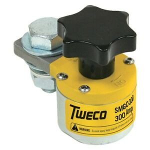 Firepower Tweco Sm Series 300a Switchable Magnetic Ground Clamps