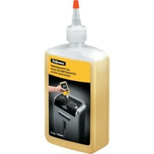 Fellowes 35250 Powershred Performance Oil Pack Of 1