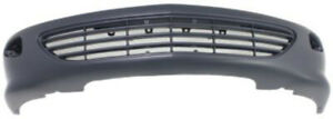 Primed Front Bumper Cover Replacement For 1995 1999 Chevrolet Cavalier