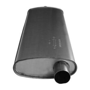 Exhaust Muffler Fits 1983 1984 1985 1986 Ford E 350 Econoline 6 9l V8 Diesel Oh