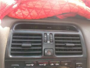 1994 00 Lexus Ls400 Center Dash Vent W digital Clock