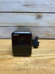 Boston Hunt Electric Pencil Sharpener Model 18 296a Made In Usa Tested