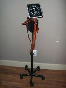 Adc Portable Stand Mount Sphygmomanometer With Basket