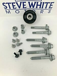 07 17 Jeep Compass Patriot 4wd Rear Differential Mount Isolator Bushing Bolt Kit