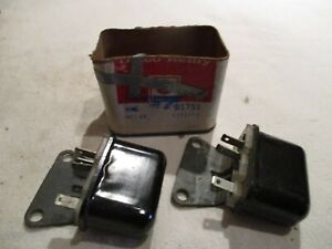69 70 71 72 73 74 75 76 77 Nos Corvette Camaro Chevelle Ac Blower Relay 1115881