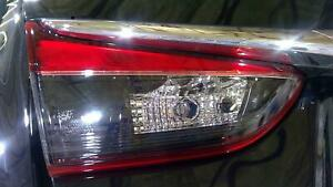2014 2017 Mazda 6 Left Outer Tail Light Assembly Trunk Mounted Oem