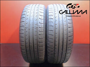 Two Tires Excellent Hankook 235 60 18 Kinergy Gt 103h Honda Toyota Nopatch 51040