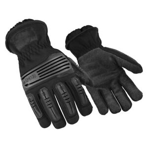 Ringers Gloves 313 10 Large Black Extrication Impact Protection Glove