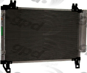A c Condenser Fits 2007 2015 Toyota Yaris Global Parts