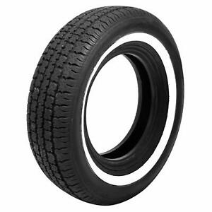 Set Of 4 Coker American Classic 1 30 In Whitewall Radial Tire 215 75 15 700210