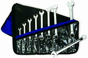 Williams 11 Piece Sae Combination Wrench Set Snap on Industrial Set 11990