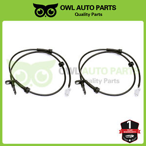 Front Abs Wheel Speed Sensor For 2007 2008 2009 2012 Nissan Altima 2 5l 3 5l