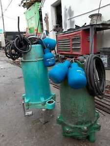 Used Submersible Pump