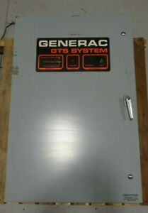 Generac 97a05553 w 100a 277 480v Max 600vac Automatic Transfer Switch