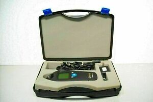 X rite Ctp10 Paper And Plate Meter Reader W Data Cable Charger Tested Working