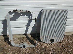 1930 1931 Cadillac Grille Shutters And Radiator Core Support