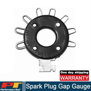 Spark Plug Gapper Gap Adjustment Tool 1 Pc With Metric Standard Inches