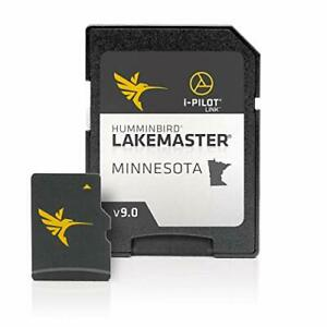 Humminbird 600021-9 Lakemaster Maps  Minnesota V9 (6000219)