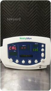 Welch Allyn 53ntp 007 0105 01 Vital Signs Patient Monitor 231755