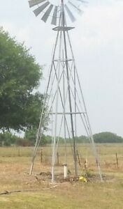 21 Aermotor Steel Tower for 6 8 Windmills Authorized Aermotor Dealer