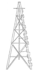 47 Aermotor Steel Tower for 10 Windmills Authorized Aermotor Dealer