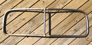 1939 Ford Deluxe Coupe Windshield Frame W Center Trim