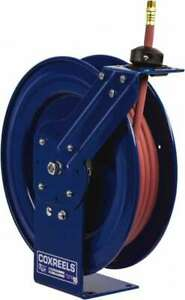 Coxreels 50 Spring Retractable Hose Reel 300 Psi Hose Included