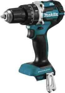 Makita 18 Volt Cordless Tool Combination Kit Includes 1 2 Brushless Hammer D