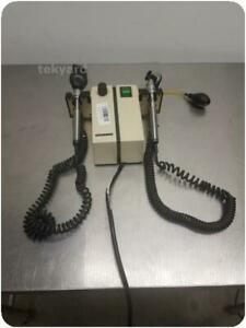 Otoscope Ophthalmoscope Wall Mount Transformer 239764