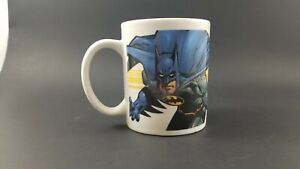 Batman Coffee Mug Glass Ceramic DC Comics - Monogram International Inc.