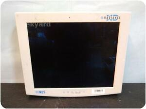 National Display System Nds Sc sx19 a1511 Radiance Flat Screen Monitor 233161