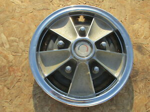 1965 69 Chevy Corvair 13 Mag Wheel Cover Hubcap One 1 Look