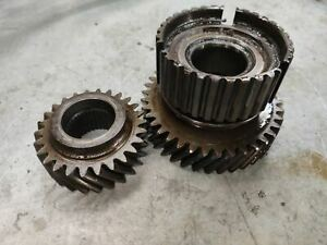 Porsche 944 Gearbox Transmission 5th Low Ratio Gear 26 38th 0 68 Ratio