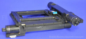 Lep Ludl Motorized Stage For Zeiss Axiovert 100 Axiovert 200m Microscope