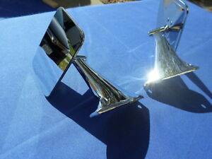 New 1970 72 Chevrolet Chevy Gmc Pickup Truck Accessory Sport Mirrors Pair