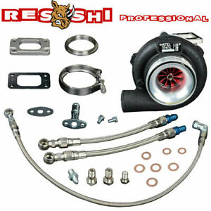 Turbo For 4 Gt3076r Hks Gt3037 W Adapter 1 06 A R T3 Anti Surge Ball Bearing