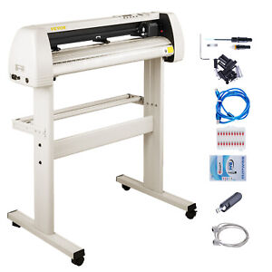 Vinyl Cutter Plotter Cutting 28 Sign Sticker Making Print Software 20 Blades