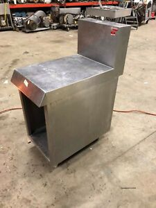Used Stainless Steel Cabinet Stand