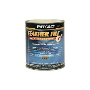 Evercoat Featherfill Gray Primer 100713