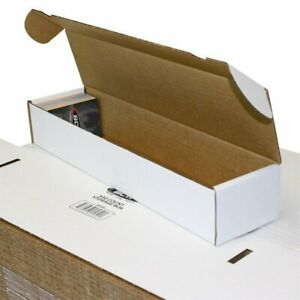 Bundle Of 50 Small White Cardboard Shipping Boxes 16 1 2 X 3 3 4 X 2 3 4