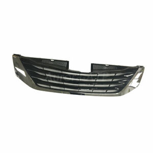 Grille Front W Black Insert Le Model For 2011 2017 Toyota Sienna 5310108080