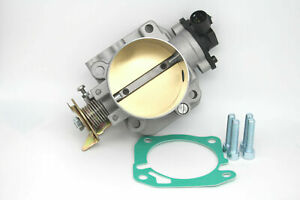 74mm Racing Throttle Body W Tps Sensor For Honda Civic Crx Acura Integras Gsr