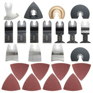 38pcs Oscillating Multitool Saw Blade For Fein Bosch Makita Oscillating Tools