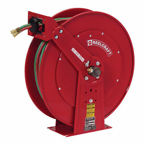 Reelcraft Welding Hose Reel With 100ft Hose tw84100 Olpt
