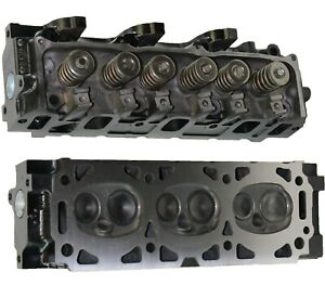 Brand New Ford 3 0 Ohv V6 Pair Cylinder Heads Taurus Ranger 7mm 00 07 no Core