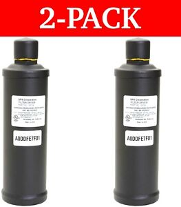 2 Pack Robinair 34724 A c Recycling Filter drier Spin on Filter New Free Ship