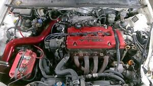 Honda Prelude Sh H22a4 Engine Swap Dropout Video Tested 155k Civic Accord
