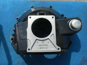 Clean 1958 1962 Ford Mercury 352 390 406 V8 3 4 Speed Bell Housing Nice